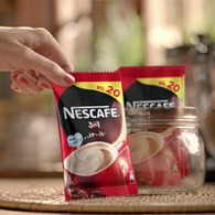 Nescafe - Morning Pick